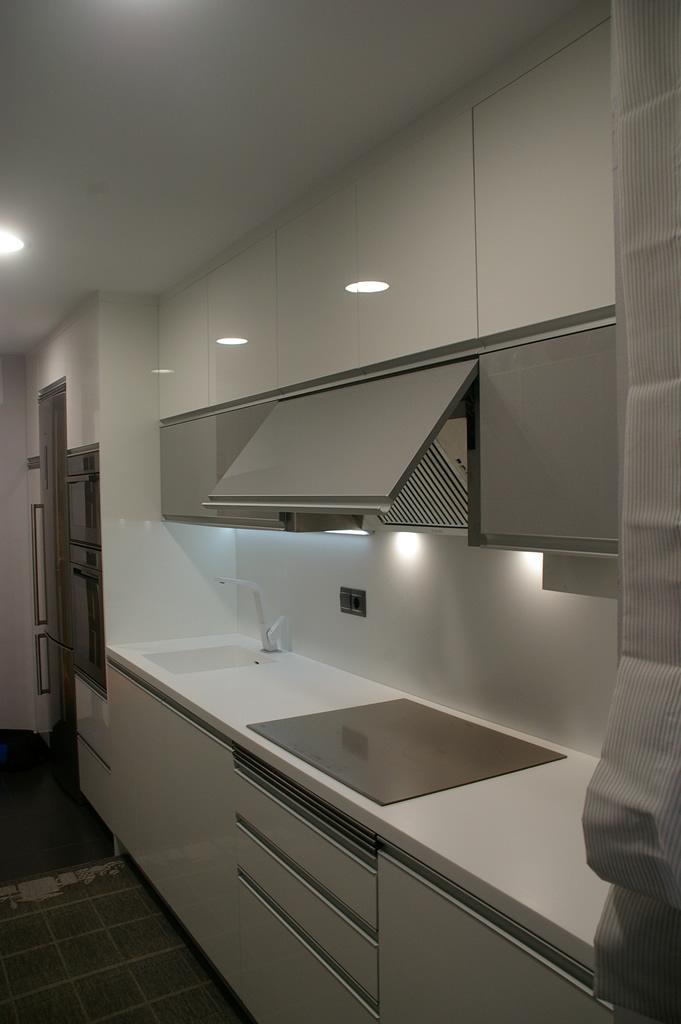 Banos sin alicatar dise os arquitect nicos - Cocinas sin alicatar ...